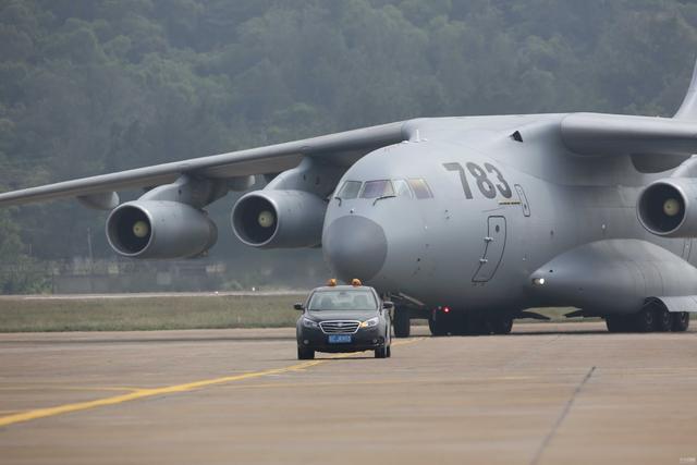 中航工业确认运20大型运输机年内或将交付使用