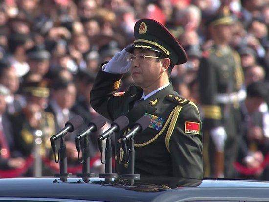 解放军四总部同时换帅 房峰辉升任总参谋长(图)