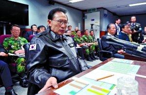 朝鲜:胆敢侵犯领海 毫不犹豫打击
