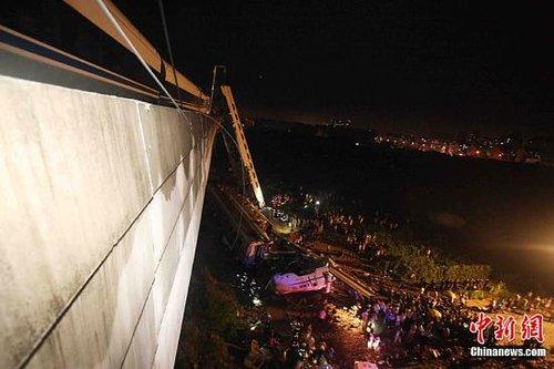 铁道部:温州动车追尾事故致35人死亡192人受伤