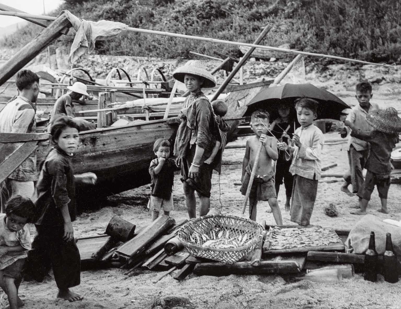 1951年,大埔。