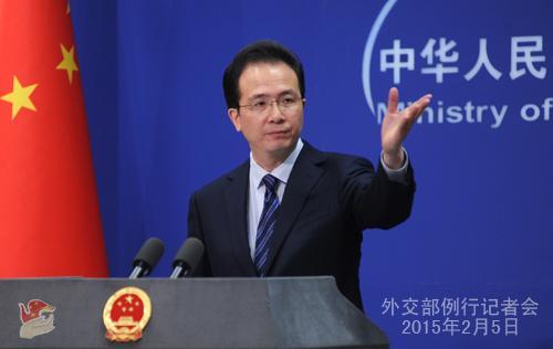外交部回应奥巴马欢迎达赖:反对干涉中国内政