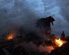 马航客机在乌俄边境坠毁