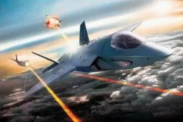美国战机换激光武器 中国披露十年前激光反卫星