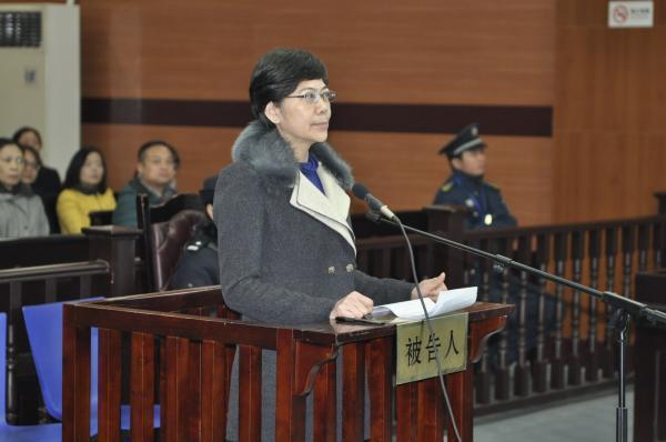 扬州原环保局长贪贿百万获刑12年 被指为季建业情妇