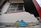 宝盛乡玉溪村一处受损严重的房屋