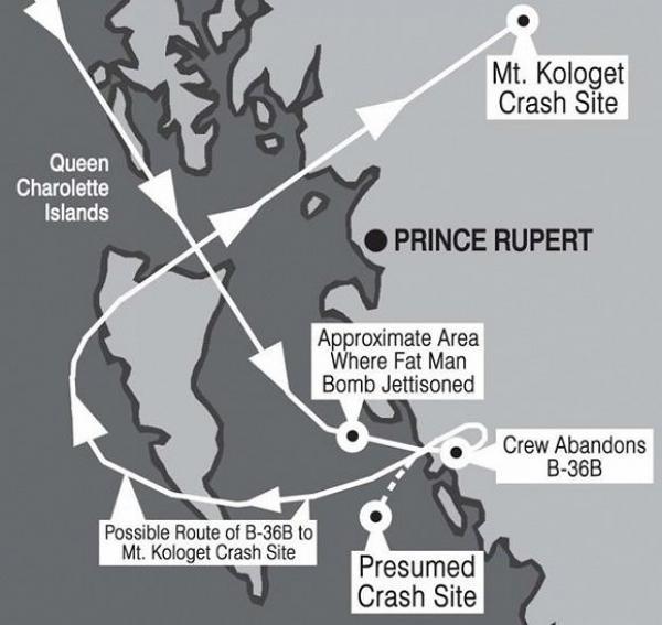 加拿大潜水员在海底发现一枚核弹 或为美国在冷战时期所遗失