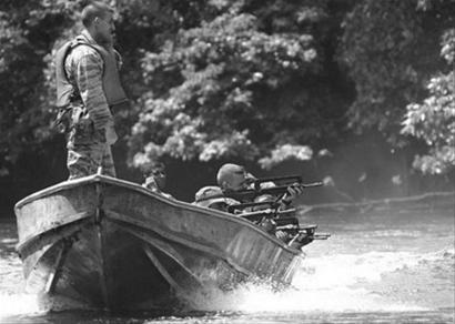 揭秘法国外籍军团:中国籍士兵被批最差(组图)