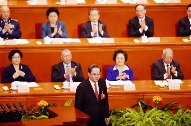 """俞正声这一年:曾亲自为许家印和贵州""""做媒"""""""