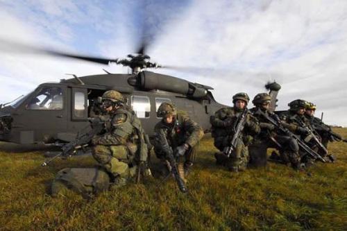 北约计划改革指挥机构 欲以新力量抗衡俄罗斯