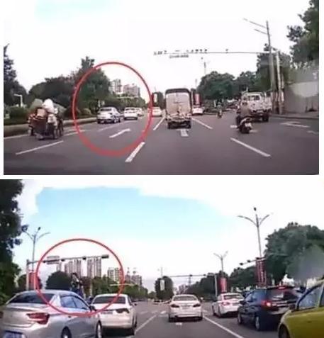 """东莞""""路怒哥""""火了 被追尾后掉头冲撞对方车辆"""