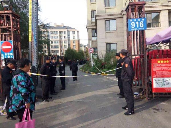 哈尔滨一高楼爆炸致3死 遇难者被气浪冲出楼外 - 耄耋顽童 - 耄耋顽童博客 欢迎光临指导