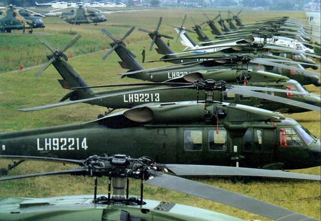 """揭秘""""高原之王""""""""黑鹰""""直升机中国服役传奇"""