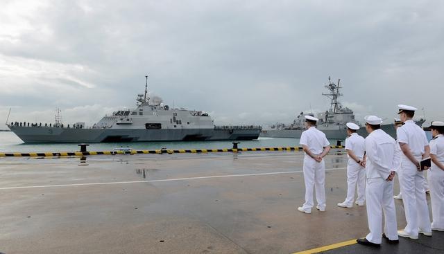 俄媒:美新政府将继续操纵东南亚国家围堵中国