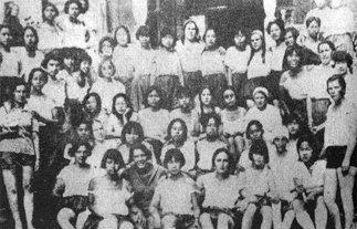 1926年中山大学学生照片
