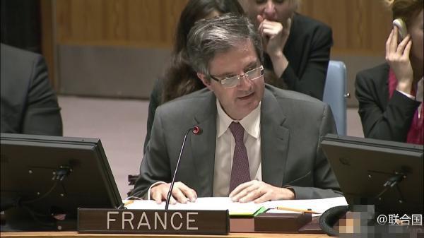 美英指责中俄否决涉叙利亚决议 中方代表强硬回手
