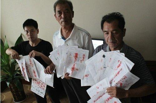 村民追讨征地补偿五年未果 官员反称其是土匪