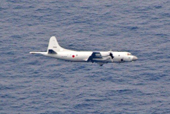 日媒:日军机闯中国防空识别区 未提前通报