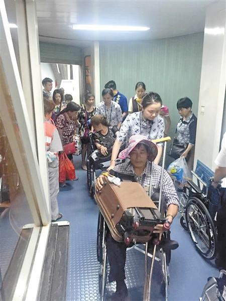23 名残障旅客没按规定提前申报 差点上不了飞机