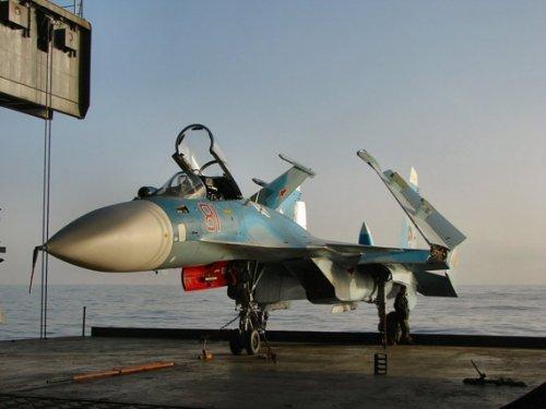 汉和:俄不满中国仿苏33 或停止供应歼11配件