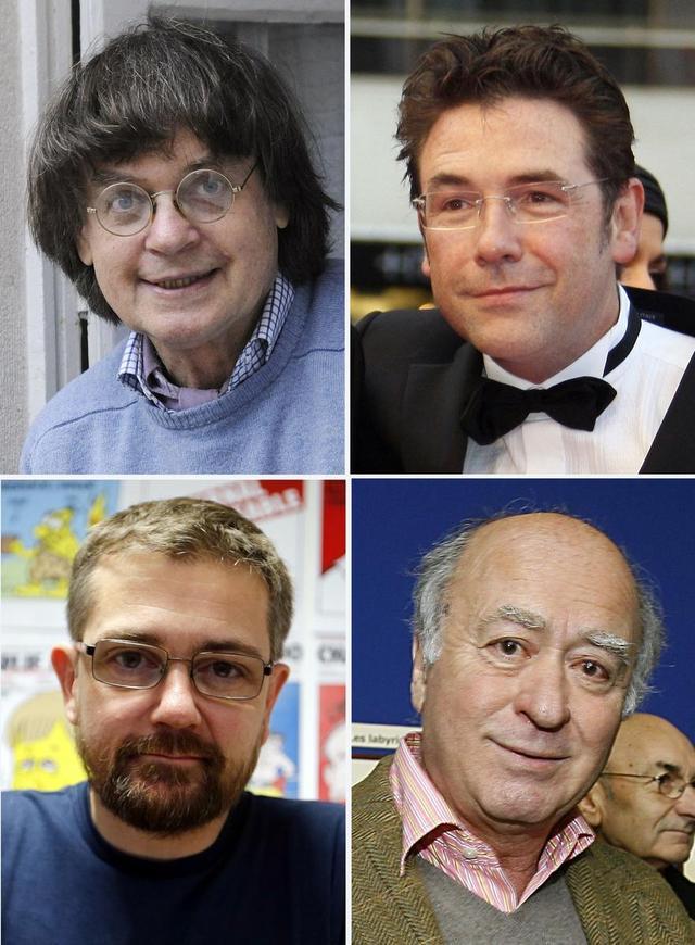 法国杂志社遭恐怖袭击12人遇难 伤者遭补枪