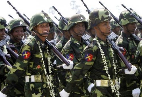 缅政府与民地武签和平承诺书 致力停火协议