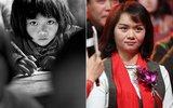 """""""大眼睛""""苏明娟亮相安徽春晚 已是两个孩子的母亲"""