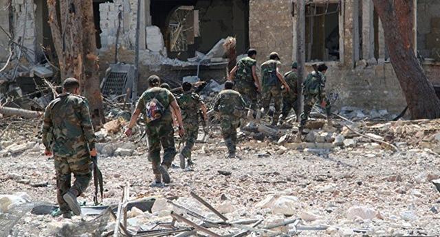 叙政府军收复阿勒颇老城:系多座历史遗迹所在地