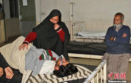 巴基斯坦发生7.4级强震 印度阿联酋也有震感