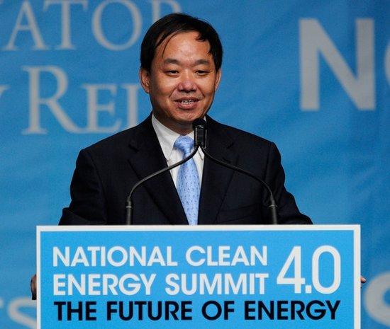新奥集团:新能源技术进入美国市场