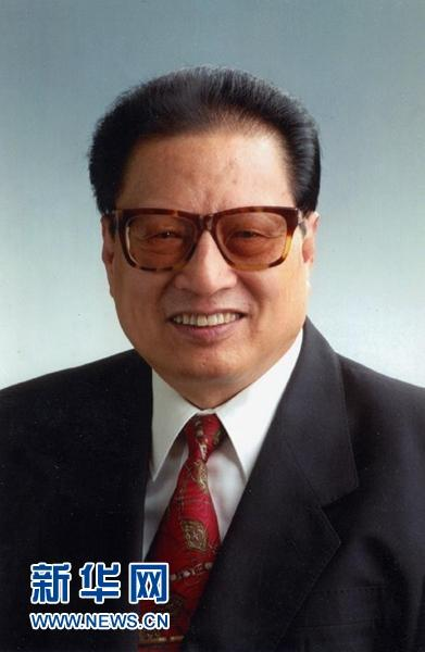原中共中央政治局常委乔石逝世