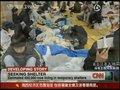 视频:日本灾民避难所里求生存