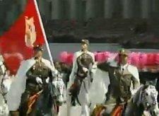 朝鲜骑兵部队