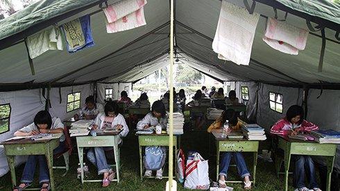 汶川地震后,一个灾区女生的高考故事
