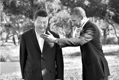 """习近平就中美关系""""三问""""奥巴马 两国如何共赢"""