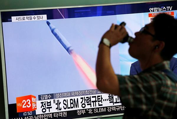 韩国斥巨资推进反导系统研制 军费将破40万亿韩元