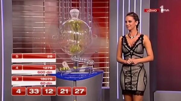 塞尔维亚彩票开奖直播事件调查中,包括直播节目主持人在内的11人
