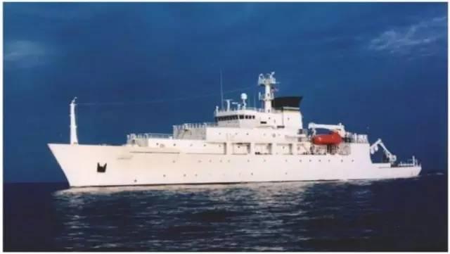 美要中国速还无人潜航器 海军少将:送上门的该收就收