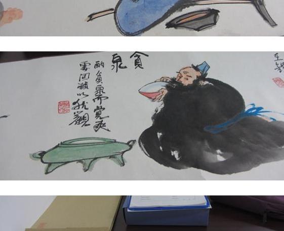 江苏贪官收藏品拍出10万元 拍前已被鉴定为赝品