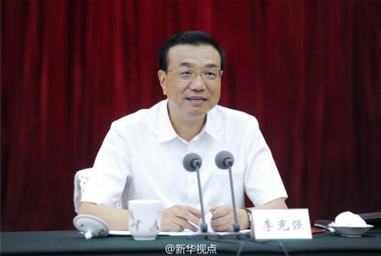 李克强:推销中国高铁我特别有底气