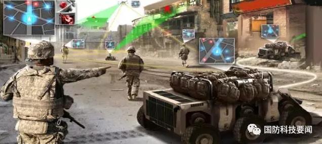 美陆军发布《机器人与自主系统战略》