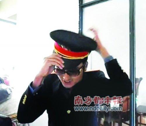 """安徽一列车员唱""""粗口style""""被停职(组图)"""