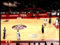 视频:男篮热身大规模群殴 朱芳雨无敌组合拳