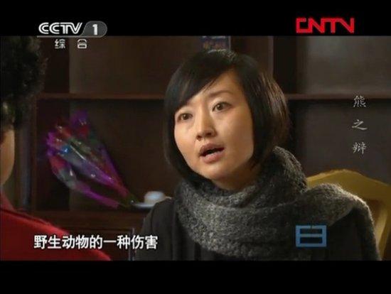 央视今日《看见》节目,柴静专访
