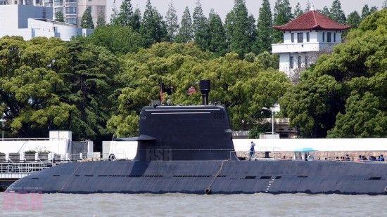 中国AIP潜艇为何这么强:发动机功率超国外
