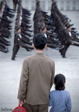 朝鲜军队独特的奖励制度:立功可分给家里人