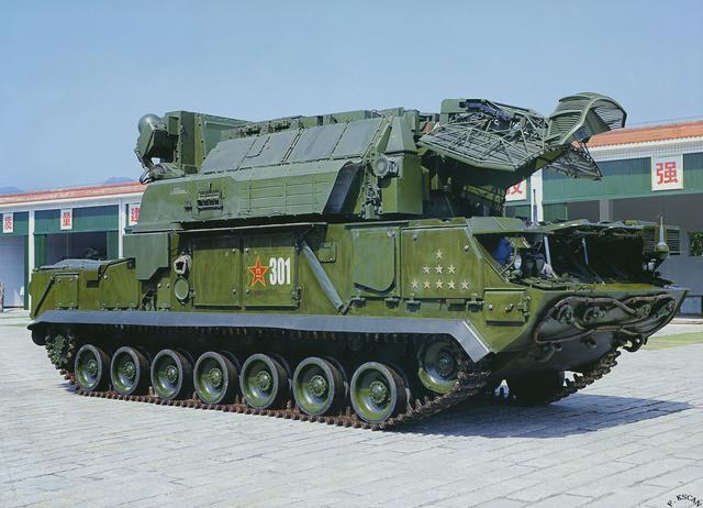 俄媒称中国新防空武器可防超级导弹 已获大突破