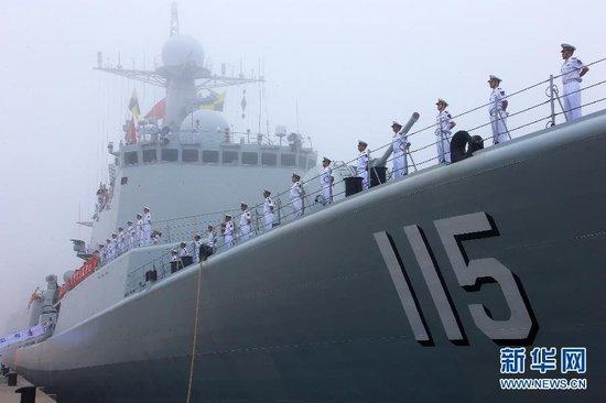 中俄将于7月5日至12日在日本海举行联合军演
