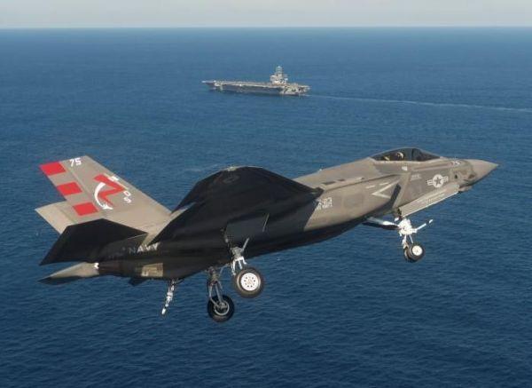 俄媒为中国应对F-35支招:多种武器组合强攻航母