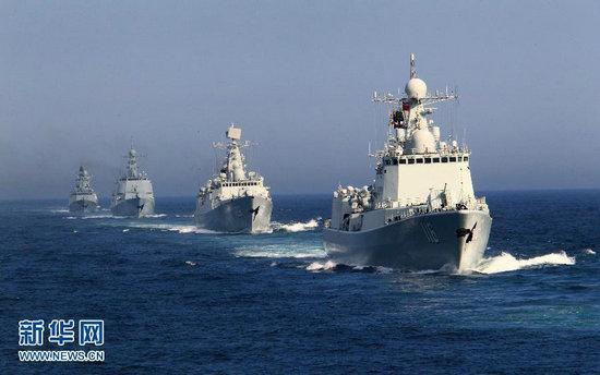 军改解读:北海舰队属北部战区 火箭军直属军委